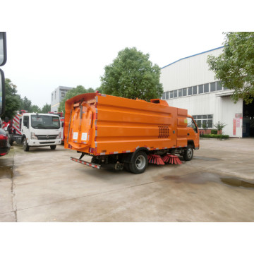 streets 5cbm vacuum truck for sale