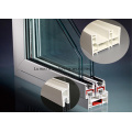 UPVC Profiles for Sliding Window-Door in Multi Color
