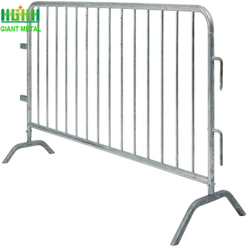 Outdoor Removable Road Barrier Crowd Control Barrier