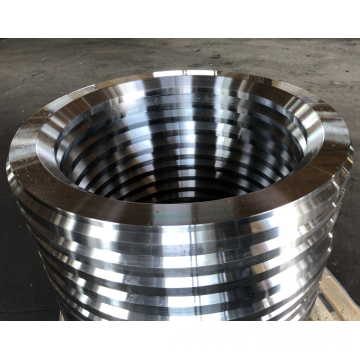 10BAR carbon steel flange