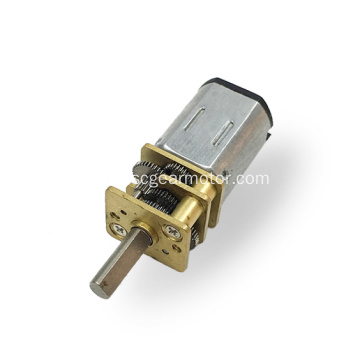 Small volume Intelligent lock N20 dc gear motor