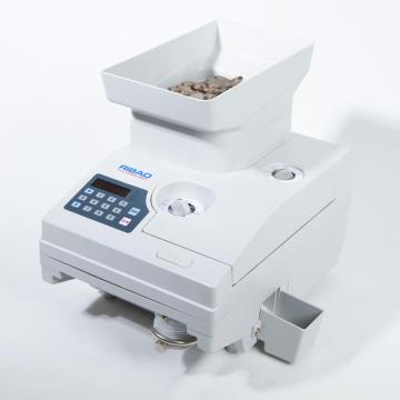 High Speed coin counter for GBP