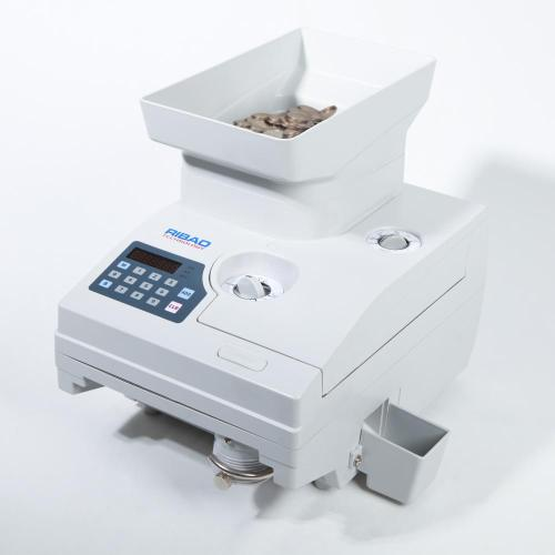 High Speed Coin Counter For Romanian Coins