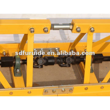 box girder hang mix slurry truss screeds