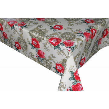 Sewing a Pvc Printed fitted table covers
