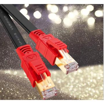 26AWG SSTP CAT8 Ethernet Network Cable