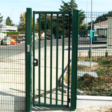 Security Wire Mesh Fence Gate