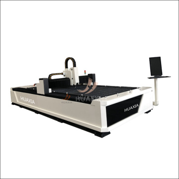 2kw 1kw fiber laser cutting machine for sale with IPG laser source