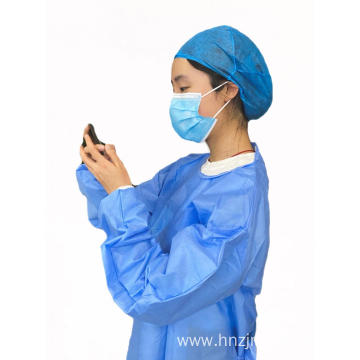 Disposable Non-Flammable Standard Surgical Gown
