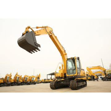 Hydraulic type crawler excavator for construction work