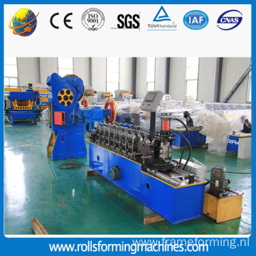 high quality light steel angle bar roll forming machine light keel wall angle making machine