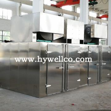 Hot Air Circulation Oven for Chinese Herbal Medicine