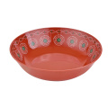 "8.5"" Melamine Shallow Bowl Set of 6"