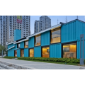 Style Light Steel Structure Prefabricated House