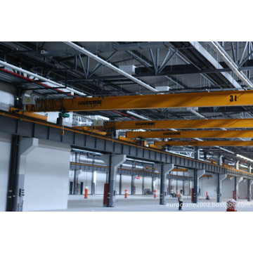 20 ton SINGLE overhead crane