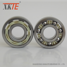 Open Crown Nylon Cage Bearing 6308 TN C3