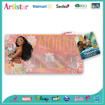 Moana pink pencil case
