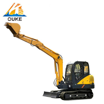 7*24 after-sale excavator 1 ton