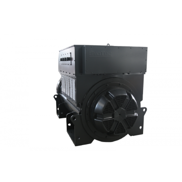 13.8kV High Voltage Double Bearing Industrial Alternator