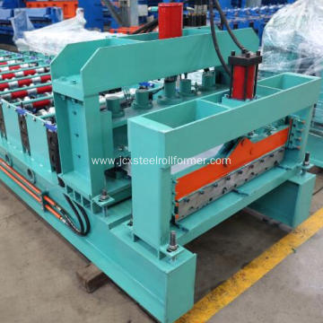 Roofing Step Tile Roll Forming Machine
