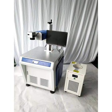 Static Fiber Laser Marking Machine
