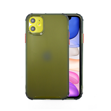 Tpu Soft Back Cover Silicone Mobile Phone Case