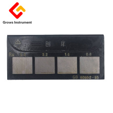 HY-1 Planer Plain Milling; Grinding Machines; Lathes; Surface Roughness Comparison Sample Block Surface Roughness Contrast