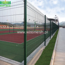 Free Sample PVC Coated Triangular Bending Fence