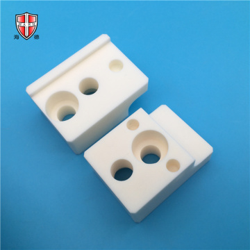 hot pressure casting moulding alumina ceramic block brick