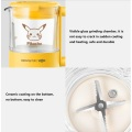 220V 300ML Electric Mini Juicer Automatic Household Soybeans Milk Maker Baby Food Blender With Heating Function