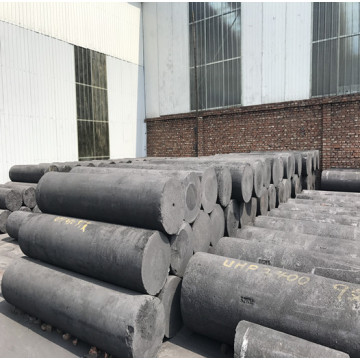 Steel factory using RP 150mm graphite electrode
