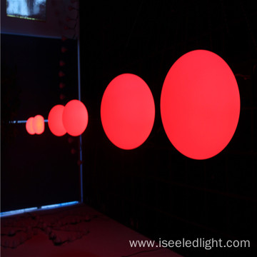 Christmas IP65 ceiling dmx led hanging ball lighting