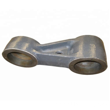 Carbon steel casting for railway parts