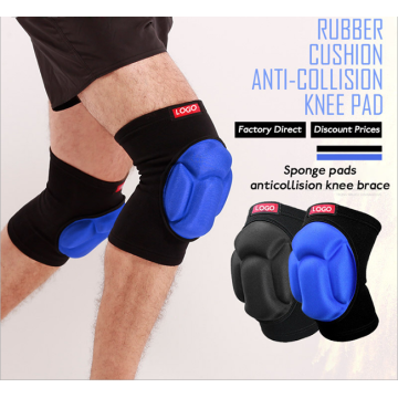 thickening sponge padding knee brace