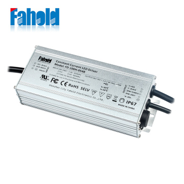 Constant Voltage 36V Aluminum IP67 Led Driver