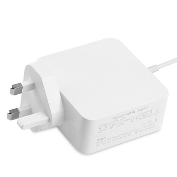 Replacement PD 30W Type-C MacBook Charger UK Plug