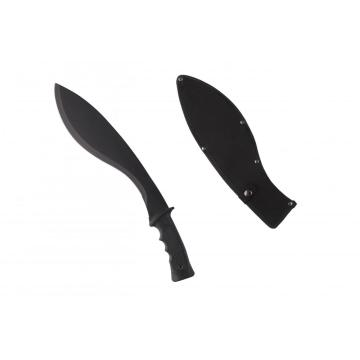 "12"" Black Machetes  Outdoor  Knife"