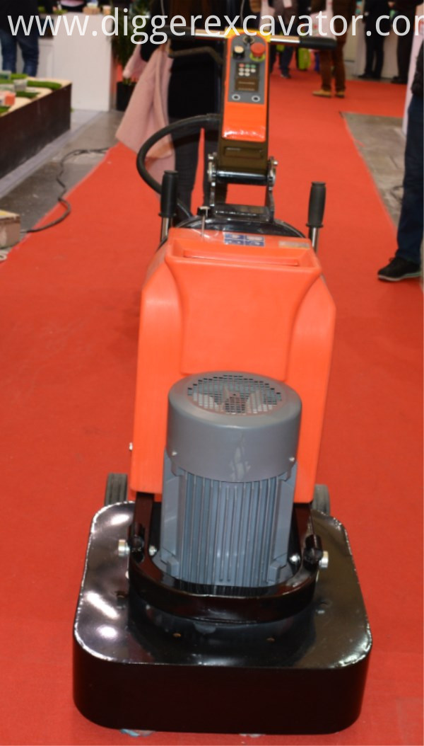220V Electric Concrete Floor Grinder Polisher