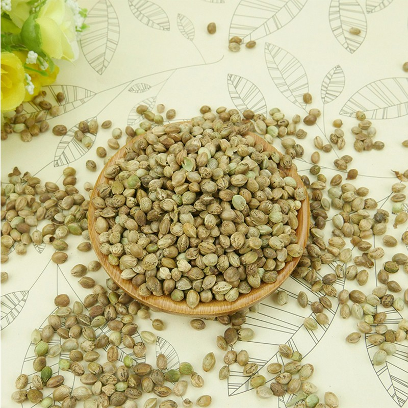 Dried Bulk Organically Grown Hulled Hemp Seeds