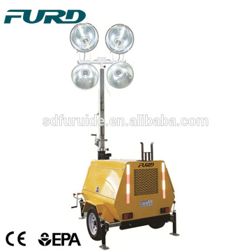 Portable Diesel Light Towers