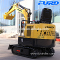 Factory Supply Crawler 1 Ton Mini Excavator (FWJ-1000-13)