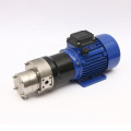 Low noise Oil pump 220V 370W DC Motor