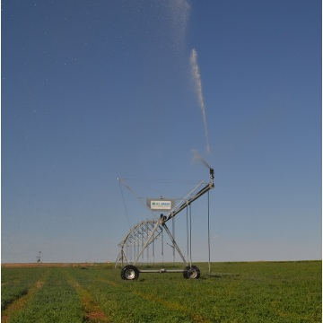 High Efficiency large scale center irrigation system