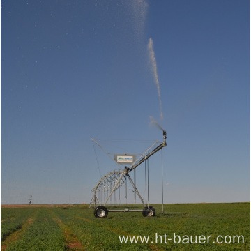 Movable center pivot irrigation system for sale