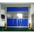 PVC Fabric High Speed ​​Door With Sensor Radar