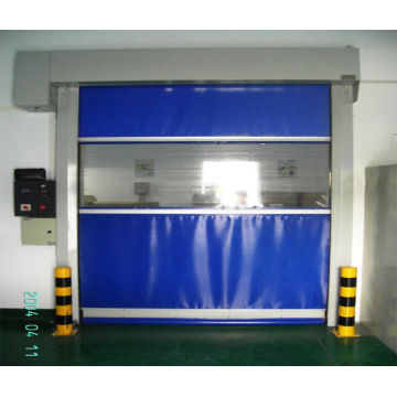 Automatic High Speed Fabric Door
