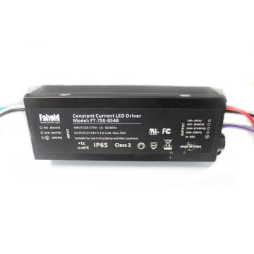 75W PMW-dimning Led Driver