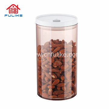 Food Grade Plastic Food Jar Spice Bottles