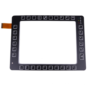 2020 Popular Membrane Keypad Switch
