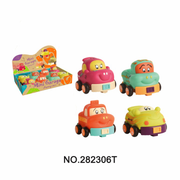 Cartoon Car Control Toys for Toddlers and Kids